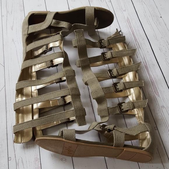 5a1827e6424 Joyfolie Other - Joyfolie Jayla gladiator sandals